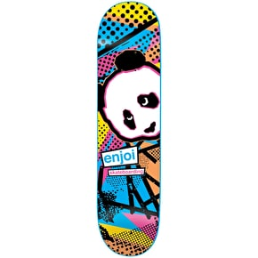 Enjoi Skateboard Deck - 1985 Called R7 Blue 8.5