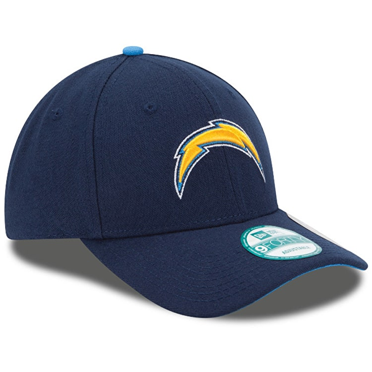 New Era Los Angeles Chargers NFL The League 9FORTY Cap - Navy