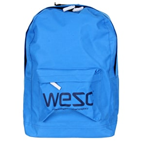 WeSC Chaz Backpack - Deep Water