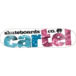 Cartel Crafts Skateboard Deck - 7.8