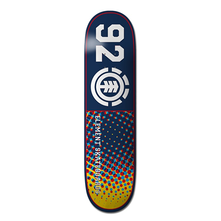 Element 92 Dotted Skateboard Deck - 8""