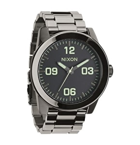 Nixon Corporal SS Watch - Gun Metal