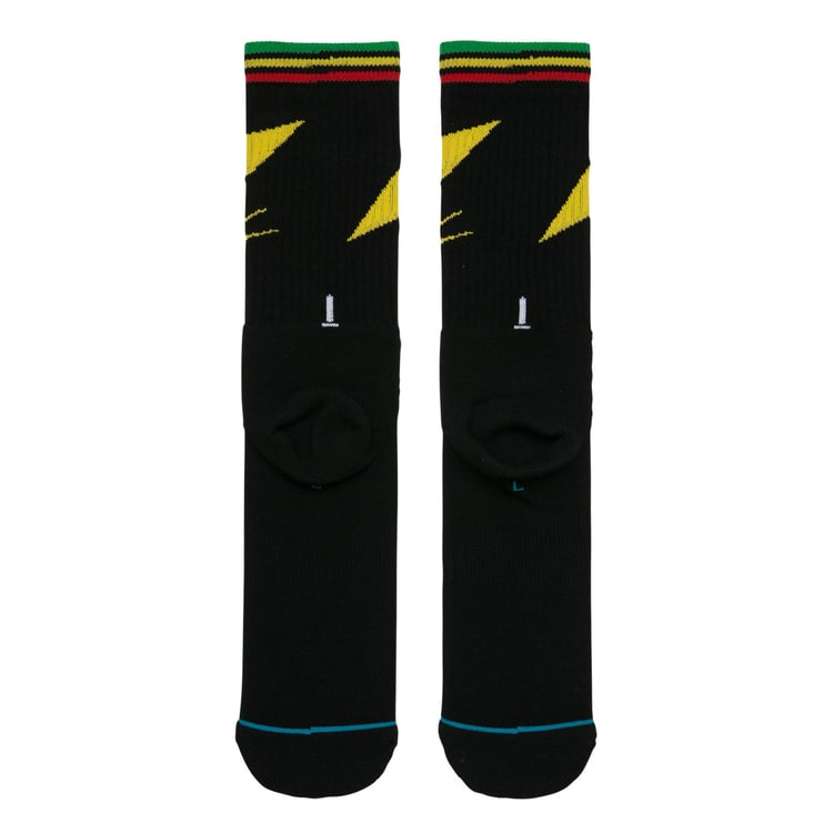 Stance Bad Brains Socks - Black