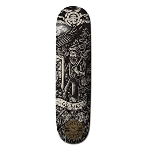 Element Timber Seal Skateboard Deck - Right 8''