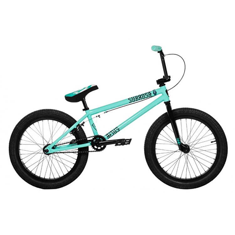 "Subrosa 2019 Atlus 20"" Complete BMX - Gloss Tiffany Blue"