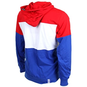 DGK Int'ly Known Zip Hoodie - Red