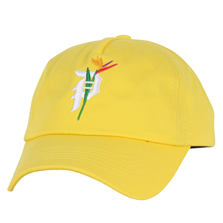 Primitive Dirty P Paradise Dad Hat - Yellow