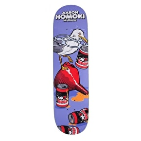Birdhouse Fowl Skateboard Deck - Jaws 8