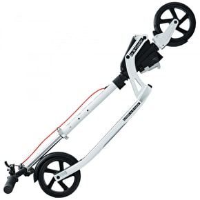 Globber One K Scooter - White