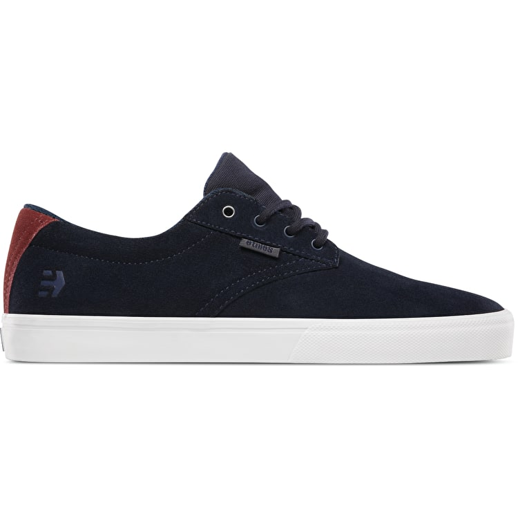Etnies Jameson Vulc Skate Shoes - Dark Navy