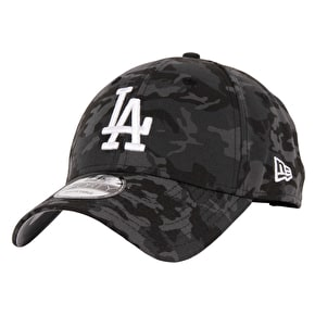 New Era Camo Team 9Forty Cap - LA Dodgers