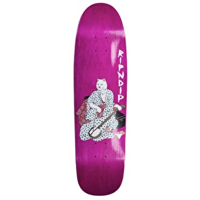 RIPNDIP Warrior Skateboard Deck - Pink 8.5