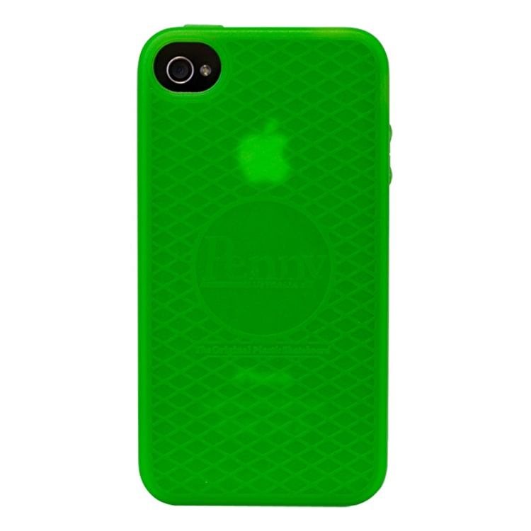 Penny Skateboards iPhone 4/4S Case - Green