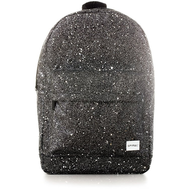 Spiral OG Platinum Backpack - Black Stardust