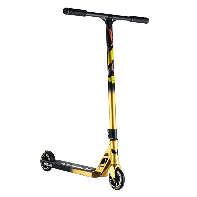 Dominator Team Edition Complete Scooter - Gold/Black