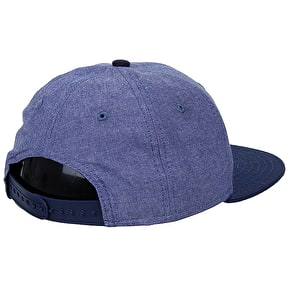 New Era Kids Chambray Hero Superman Snapback Cap