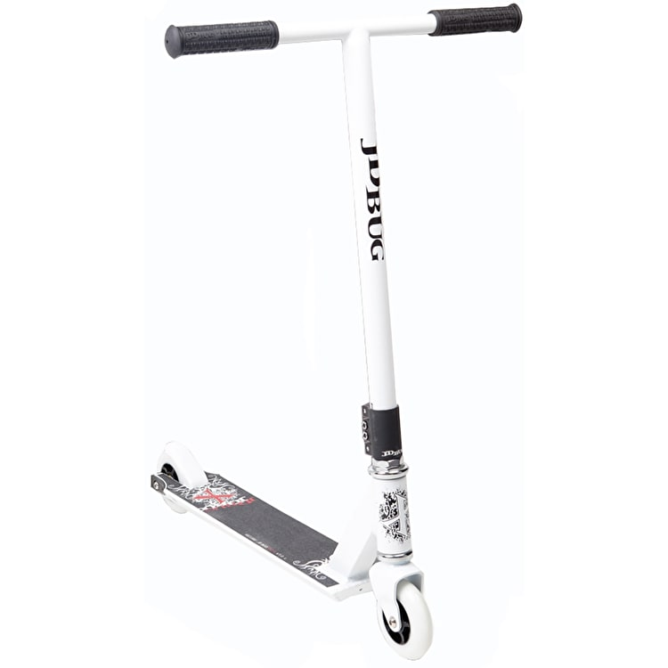 JD Bug Pro X Fixed Complete Scooter V1.0 - Pepper White