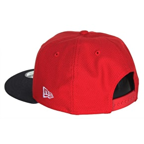 New Era 9FIFTY MLB Atlanta Braves Cap - Red