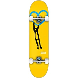 Tricks Heart Mini Complete Skateboard - 7.375