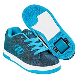 B-Stock Heelys Split - Pewter/Blue UK 6 (Box Damage)