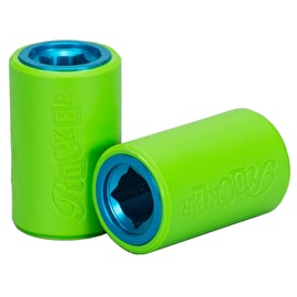 Rocker R3 12mm Stunt Plegs - Green/Blue
