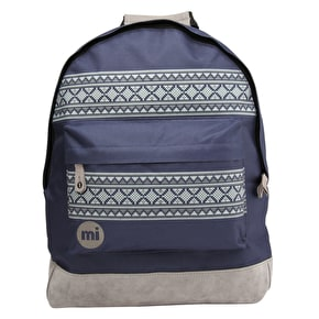 Mi-Pac Backpack - Nordic Navy/Charcoal