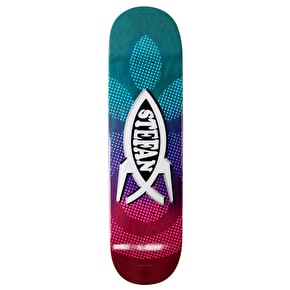 Habitat Science Fish Skateboard Deck - Janoski - 8.125