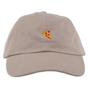 Pizza Skateboards Emoji Polo Cap - Khaki