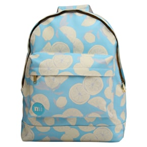 Mi-Pac Backpack - Citrus Pop Blue