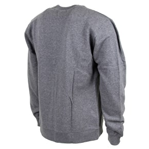 Expedition One Signature Crewneck - Grey