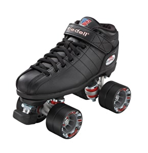 Riedell R3 Speed Skates - Black UK Size 13 (B-Stock)