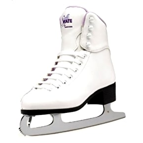 Jackson Soft Skates Ice Skates GS180 - Purple - UK Size 4 (B-Stock)
