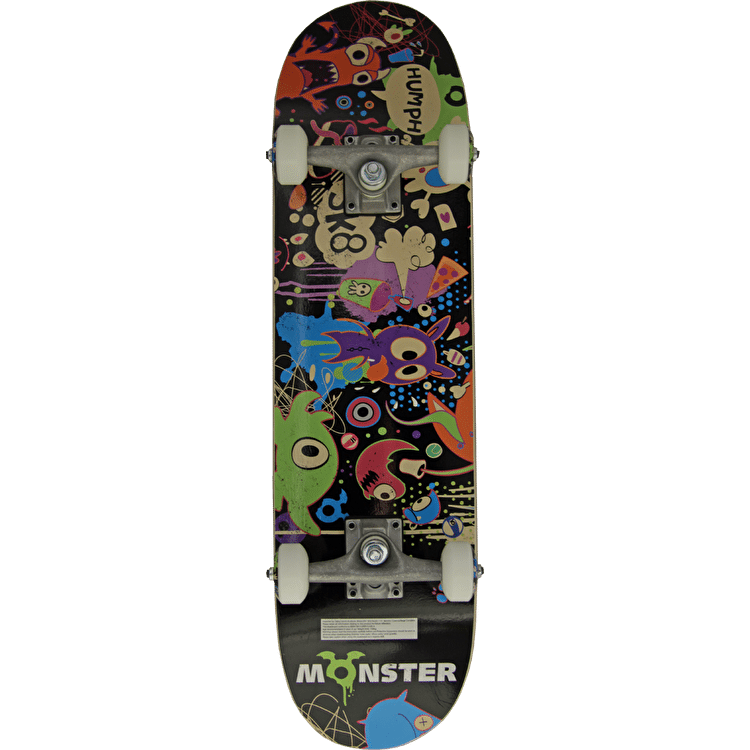 Monster Party Complete Skateboard