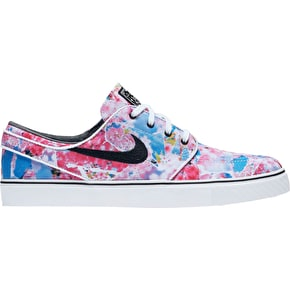 Nike SB Stefan Janoski Premium Shoes - Dynamic Pink/Black