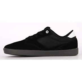 DVS Pressure SC+ Skate Shoes - Black Suede Chico