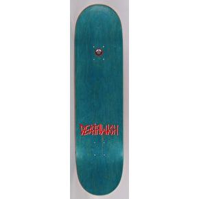 Deathwish Death Toons Kirby Skateboard Deck - 8.25