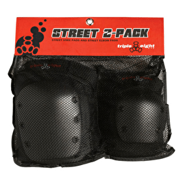 Triple 8 Street 2-Pack Combo Padset