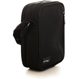 Spiral Havana Flight Bag - Black