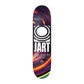 Jart Skateboard Deck - Night 8.5