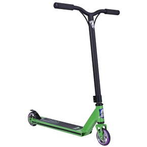 Grit Fluxx 2015 Complete Scooter - Green/Satin Black