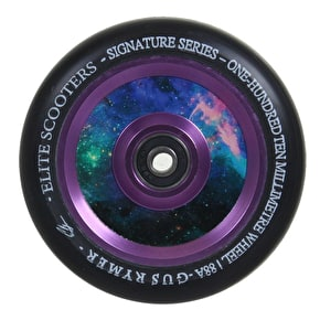 Elite Gus Rymer Signature Air-Ride 110mm Scooter Wheel - Galaxy