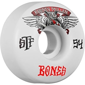 Bones STF Mullen Winged Mutt V1 Skateboard Wheels - 54mm