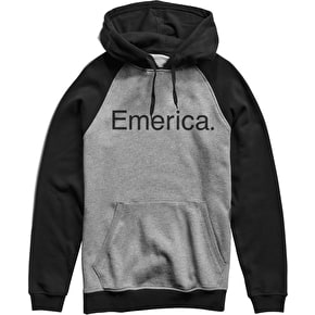 Emerica Purity Hoodie - Black/Grey