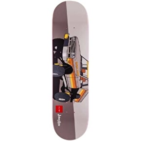 Chocolate Monster Trucks Skateboard Deck - Hsu 8