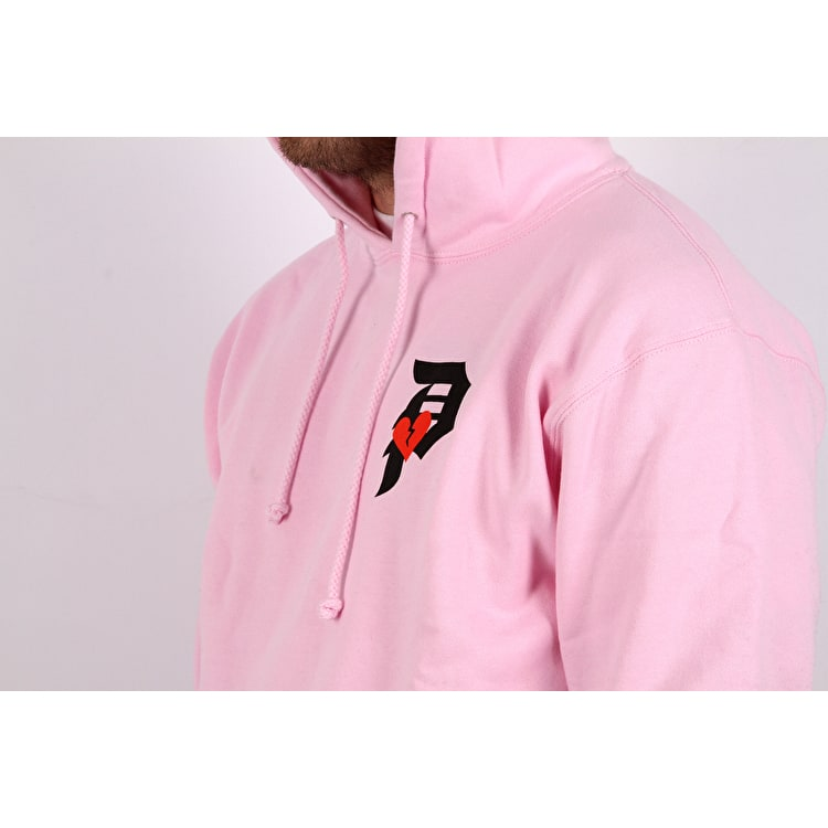 Primitive Dirty P Crush Pullover Hoodie - Pink