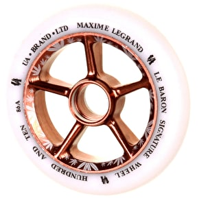 UrbanArtt Le Baron 110mm Wheels - Copper/White