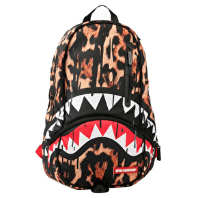Sprayground Leopard Drips Backpack