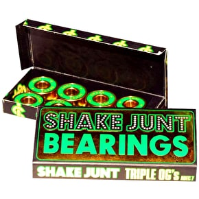 Shake Junt Bearings - ABEC 7 (Pack of 8)