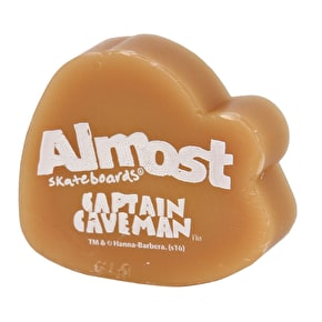 Almost Captain Caveman Cream Skateboard Wax