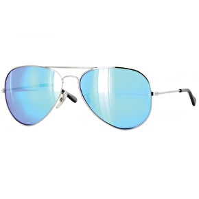 Carve Sky Walkers Sunglasses - Silver Revo